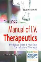 9780803667044-0803667043-Phillips's Manual of I.V. Therapeutics: Evidence-Based Practice for Infusion Therapy