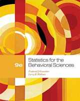 9781111830991-1111830991-Statistics for the Behavioral Sciences, 9th Edition