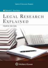 9781454882336-1454882336-Legal Research Explained (Aspen College)
