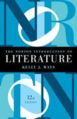 The Norton Introduction to Literature (Twelfth Edition)