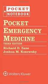 9781451190656-1451190654-Pocket Emergency Medicine (Pocket Notebook Series)