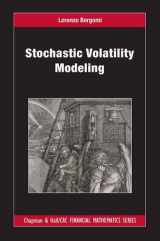 9781482244069-1482244063-Stochastic Volatility Modeling (Chapman and Hall/CRC Financial Mathematics Series)