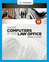 9781337624985-1337624985-Using Computers in the Law Office