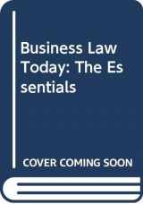 9780357038178-0357038177-Business Law Today: The Essentials