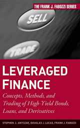 9780470503706-047050370X-Leveraged Finance: Concepts, Methods, and Trading of High-Yield Bonds, Loans, and Derivatives