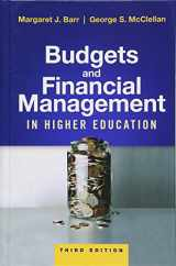 9781119287735-1119287731-Budgets and Financial Management in Higher Education