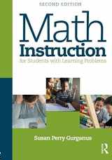 9781138924246-1138924245-Math Instruction for Students with Learning Problems, Second Edition