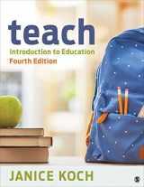 9781544342573-1544342578-Teach: Introduction to Education
