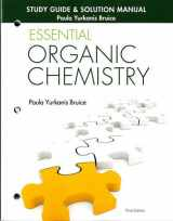 Study Guide & Solution Manual for Essential Organic Chemistry (3rd Edition)
