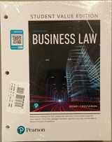 Business Law, Student Value Edition Plus MyLab Business Law with Pearson eText -- Access Card Package (10th Edition)