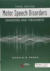 9781635500950-1635500958-Motor Speech Disorders: Diagnosis and Treatment, Third Edition