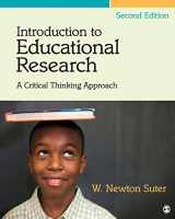 9781412995733-1412995736-Introduction to Educational Research: A Critical Thinking Approach