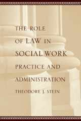 9780231126489-0231126484-The Role of Law in Social Work Practice and Administration