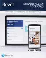 9780134796956-0134796950-Revel for Prebles' Artforms -- Access Card (12th Edition) (What's New in Art & Humanities)