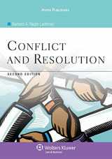 9780735567320-0735567328-Conflict and Resolution, Second Edition (Aspen College)