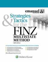 9781543805963-1543805965-Strategies and Tactics for the Finz Multistate Method (Emanuel Bar Review)