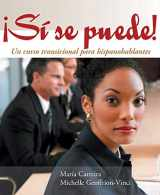 9780618061365-0618061363-Si se puede!: Un curso transicional para hispanohablantes (World Languages) (English and Spanish Edition)