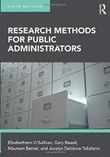 9780205856251-020585625X-Research Methods for Public Administrators