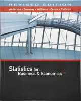 9781337094160-1337094161-Statistics for Business & Economics, Revised