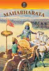9788190599016-8190599011-Mahabharata by Amar Chitra Katha- The Birth of Bhagavad Gita- 42 Comic Books in 3 Volumes (Indian Mythology for Children/regional/religious/stories)