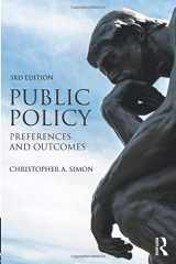 9781138202214-1138202215-Public Policy: Preferences and Outcomes
