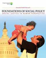 9781285751597-1285751590-Brooks/Cole Empowerment Series: Foundations of Social Policy (with CourseMate Printed Access Card): Social Justice in Human Perspective