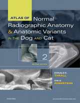 9780323312257-032331225X-Atlas of Normal Radiographic Anatomy and Anatomic Variants in the Dog and Cat, 2e