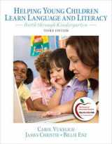 9780132316361-0132316366-Helping Young Children Learn Language and Literacy: Birth through Kindergarten (3rd Edition)