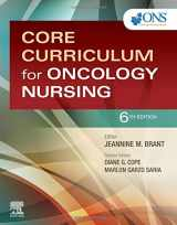 9780323595452-0323595456-Core Curriculum for Oncology Nursing