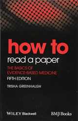 9781118800966-1118800966-How to Read a Paper: The Basics of Evidence-Based Medicine