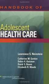 9780781790208-0781790204-Handbook of Adolescent Health Care