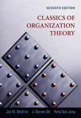 9780495569411-0495569410-Classics of Organization Theory