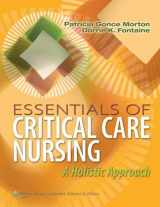9781609136932-1609136934-Essentials of Critical Care Nursing: A Holistic Approach