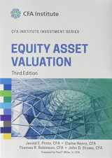 9781119104261-1119104262-Equity Asset Valuation (CFA Institute Investment Series)
