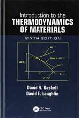 9781498757003-1498757006-Introduction to the Thermodynamics of Materials