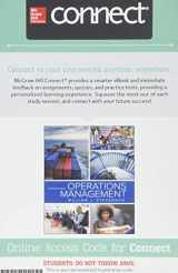 9781259948190-1259948196-Operations Management McGraw-Hill Connect Access Code