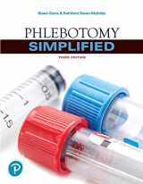 9780134718347-0134718348-Phlebotomy Simplified (3rd Edition)