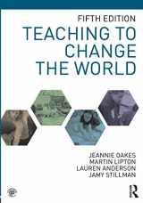 9781138569362-1138569364-Teaching to Change the World