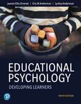 9780135206003-0135206006-Educational Psychology: Developing Learners plus MyLab Education with Pearson eText -- Access Card Package (10th Edition)