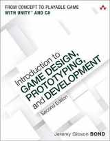9780134659862-0134659864-Introduction to Game Design, Prototyping, and Development: From Concept to Playable Game with Unity and C# (2nd Edition)