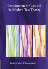 9780495395911-0495395919-Introduction to Classical and Modern Test Theory