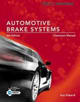 9781285429700-1285429702-Today's Technician: Automotive Brake Systems, Classroom and Shop Manual Prepack