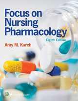 9781975100964-1975100964-Focus on Nursing Pharmacology