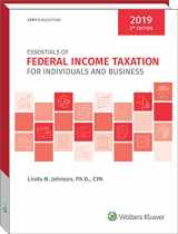 9780808052067-0808052063-Essentials of Federal Income Taxation for Individuals and Business (2019) - 2nd Edition