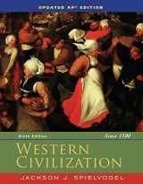 Western Civilization Since 1300: Ap Edition