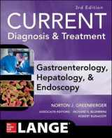 9780071837729-0071837728-CURRENT Diagnosis & Treatment Gastroenterology, Hepatology, & Endoscopy, Third Edition (Lange Current)