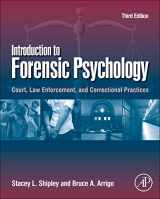 9780123821690-012382169X-Introduction to Forensic Psychology: Court, Law Enforcement, and Correctional Practices