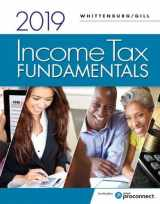 9781337703062-1337703060-Income Tax Fundamentals 2019 (with Intuit ProConnect Tax Online 2018)