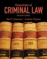 9780135110577-0135110572-Essentials of Criminal Law (11th Edition)