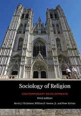 9781442216921-1442216921-Sociology of Religion: Contemporary Developments